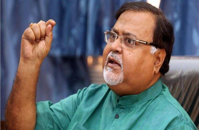 tmc leader partha chatterjee accuses bsf