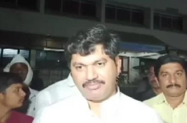 dhananjay munde said on the allegations of rape