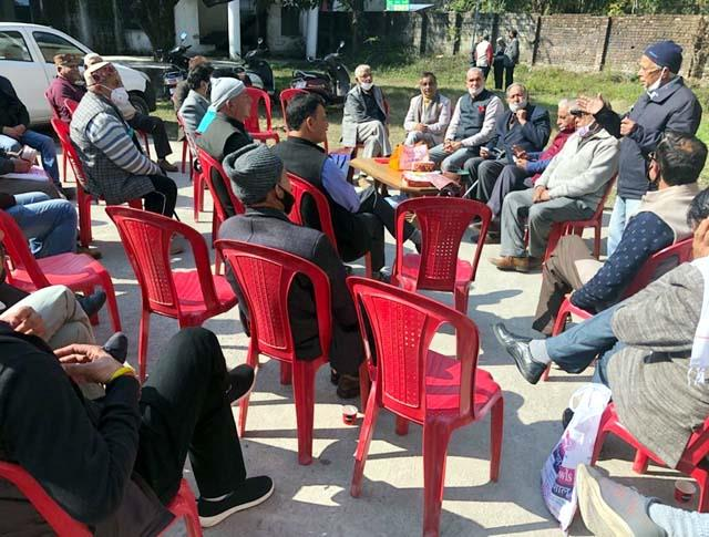 trust of kangra brahmin welfare council will be soon formed