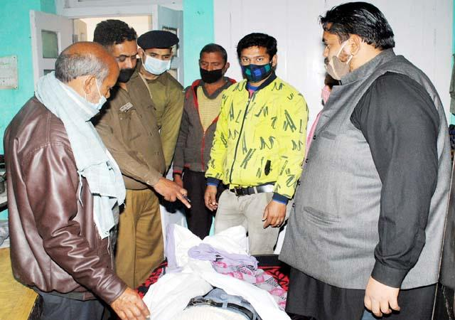 death of pwd employee due to heart attack