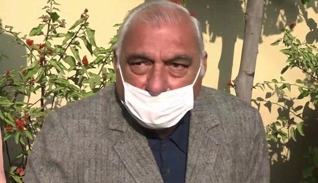 hooda question are mischievous elements farmers terrorists