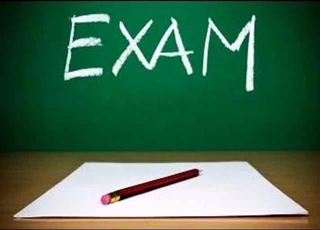 proposed datesheet of annual examinations