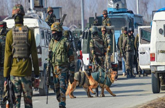 security in kashmir tight on 26 jan 2021