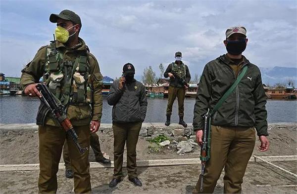 grenade attack in kishtwar