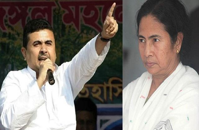 shubhendu furious with the attack of tmc supporters on bjp workers