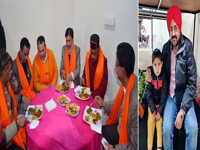 gurunanak s house inaugurated at igmc
