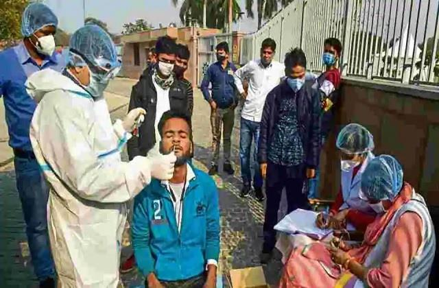 number of patients infected with new form of corona virus in india reached 73