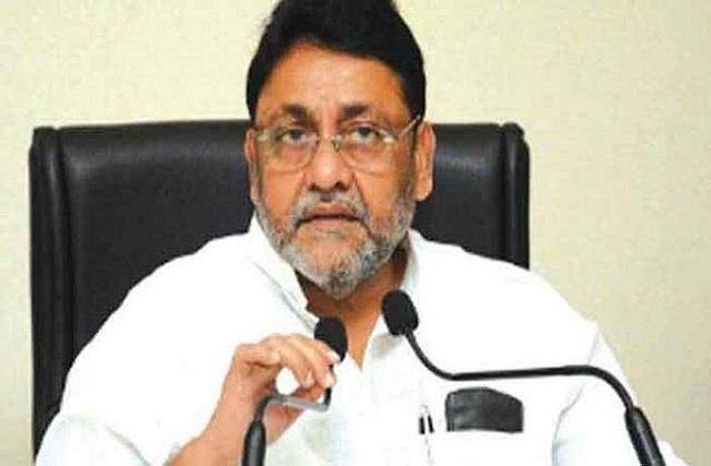ncb arrested minister in law of minister nawab malik in maharashtra govt