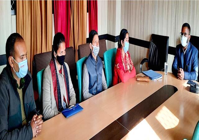 mamta became the chairman of city council of jogindernagar