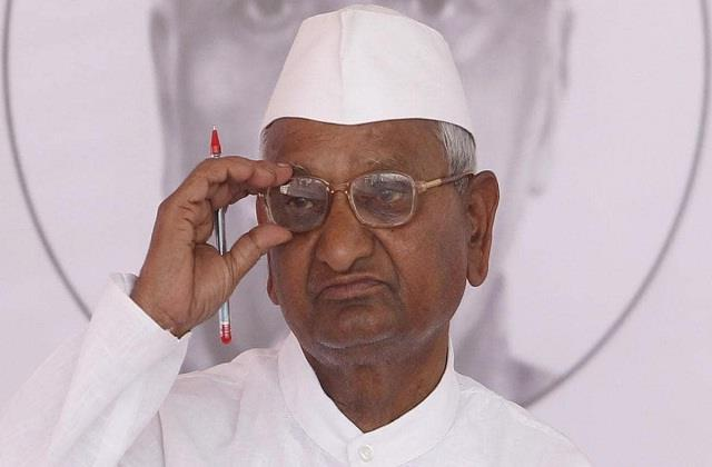 shiv sena s refusal to back down from announcing hazare s fast