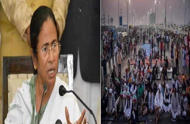 bengal govt will present a proposal in assembly against new agricultural laws