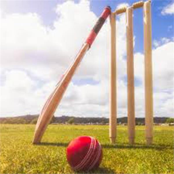 cricket academy won the match by 8 wickets