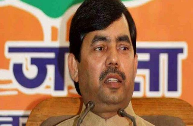the issue of farmers will be resolved through dialogue only shahnawaz