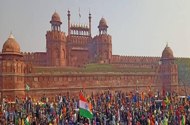 red fort will remain closed for general public till 31 january