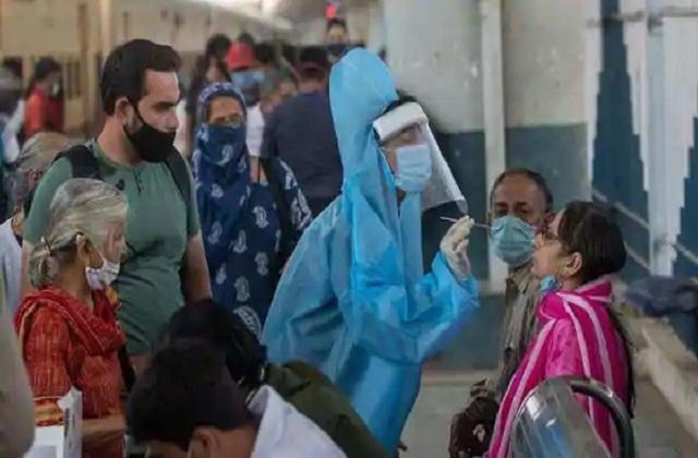 PunjabKesari Coronavirus News Update