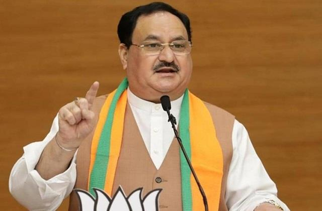 nadda will launch a campaign to woo farmers during his visit to bengal