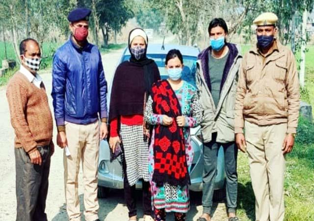 woman arrested with hashish