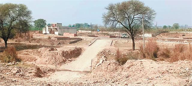 people are being lured to be close to chandigarh