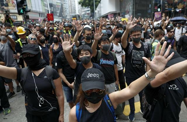 hong kong s pro democracy movement nominated for nobel prize