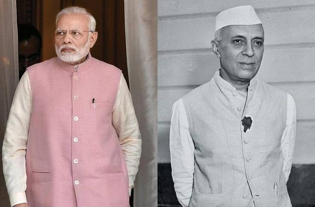 modi can answer this not nehru