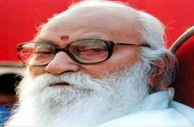 nanaji deshmukh was a gem from works