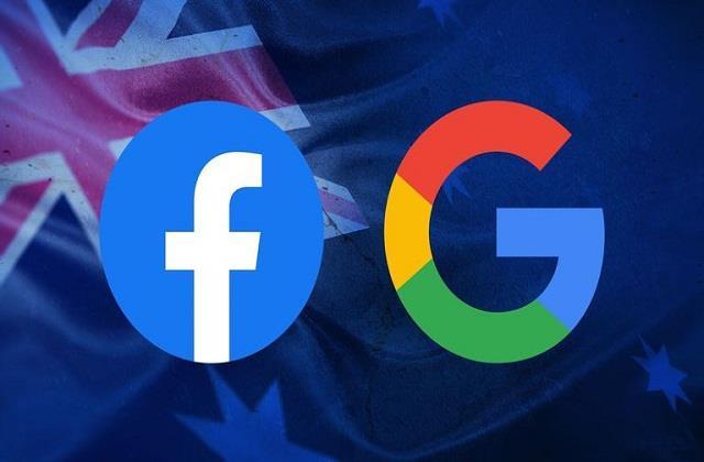battle in australia and facebook