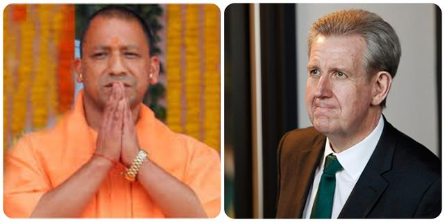 high commissioner of australia barry o farrell praised yogi s government
