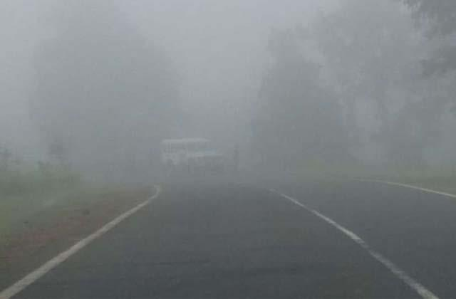 weather report dense fog will prevail in these states including punjab