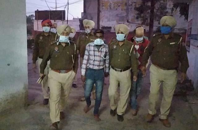 police busted racket running in hotel
