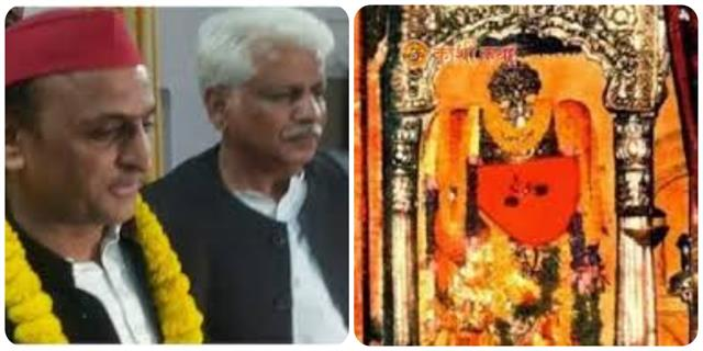 akhilesh yadav reach pm modis stronghold varanasi takes a grand welcome