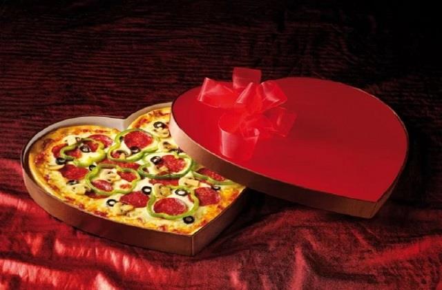 Propose Day: पार्टनर के लिए बनाएं Cupid Pizza