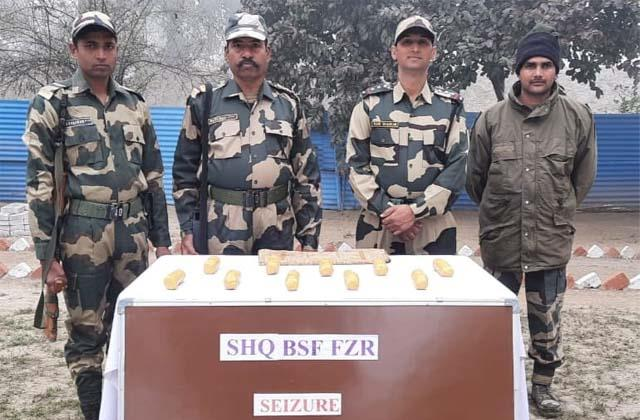 20 65 crore heroin recovered on indo pak border