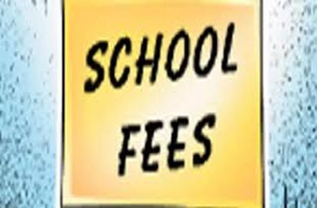 now private schools will not be able to collect arbitrary fees