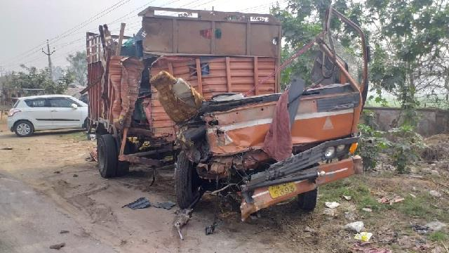 jalandhar one person dead 2 seriously injured in horrific road accident