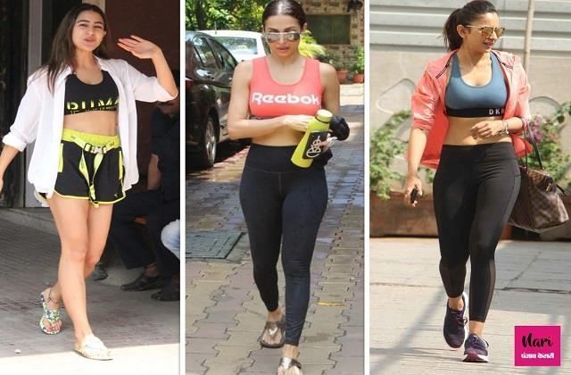 Gym Fashion: जिमवियर का बढ़ा क्रेज, स्पोर्टी स्टाइल में दिखें कूल