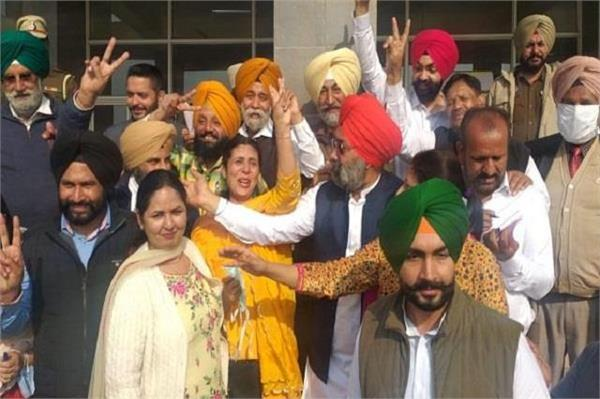 mohali election results