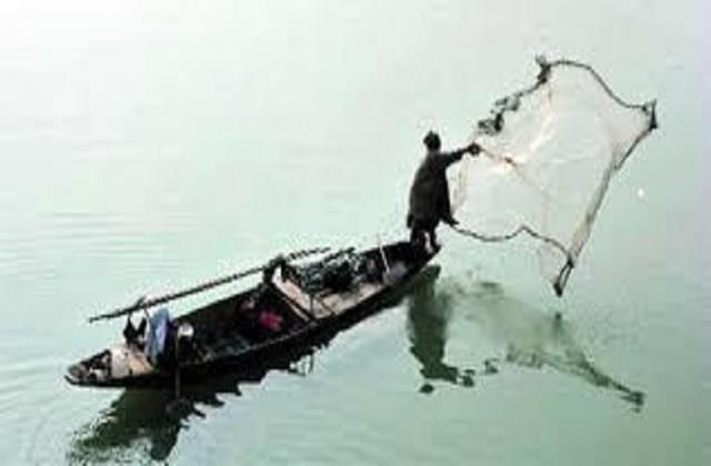 from today fishermen will be able to catch fish in pong