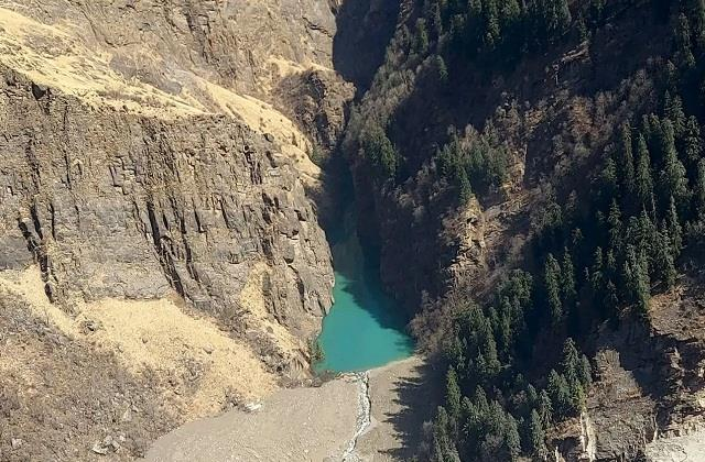 central home secretary reviews artificial lake made in chamoli