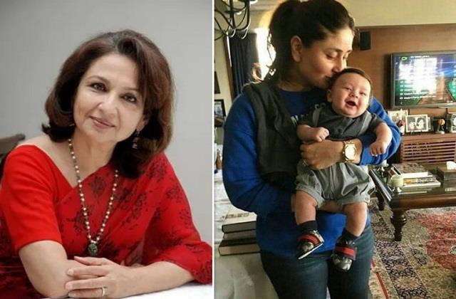दादी शर्मिला टैगोर ने नहीं देखा दूसरे पोते का चेहरा, क्या है इसकी वजह ?