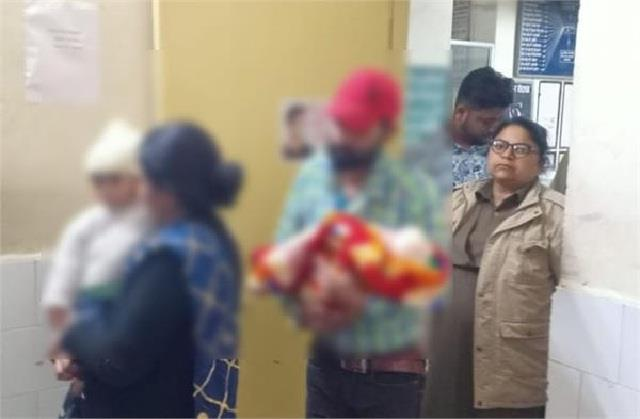 parents including brokers were selling 2 month old girl