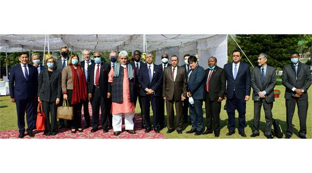 after visit of envoys eu calls for early assembly elections in jammu  kashmir