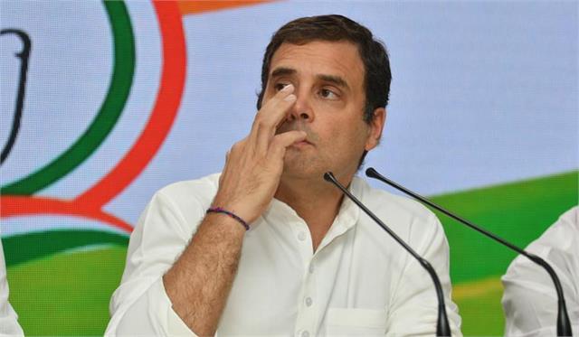 rahul gandhi will speak on farmers protest in lok sabha today