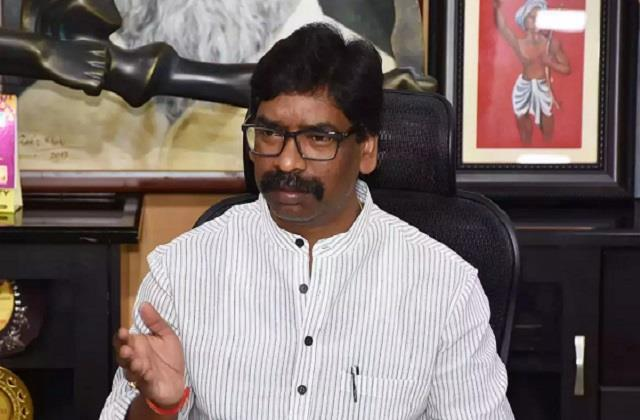 hemant expresses concern over overspeed of 2 wheelers in jharkhand