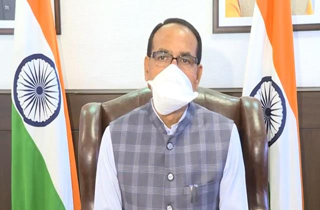 cm shivraj said night curfew can be imposed in mp
