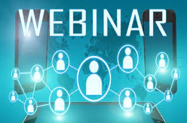 2 day webinar on communication and information technology and hindi