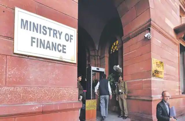 the ministry of finance released an installment of rs 6 000 crore