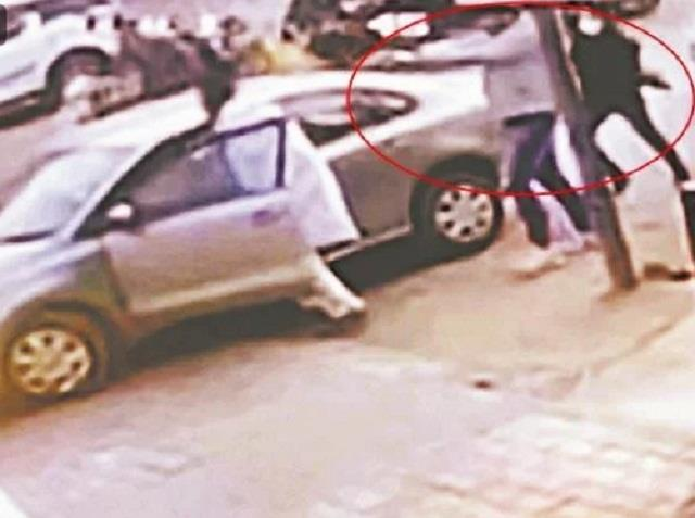 the gangster took responsibility for the murder of congress leader