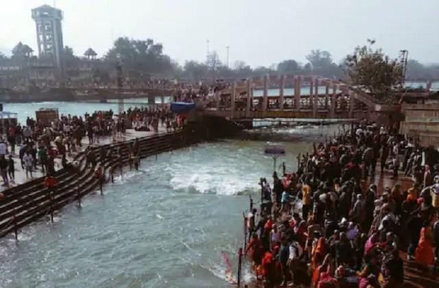 kumbh mela to be held in haridwar from 1st april