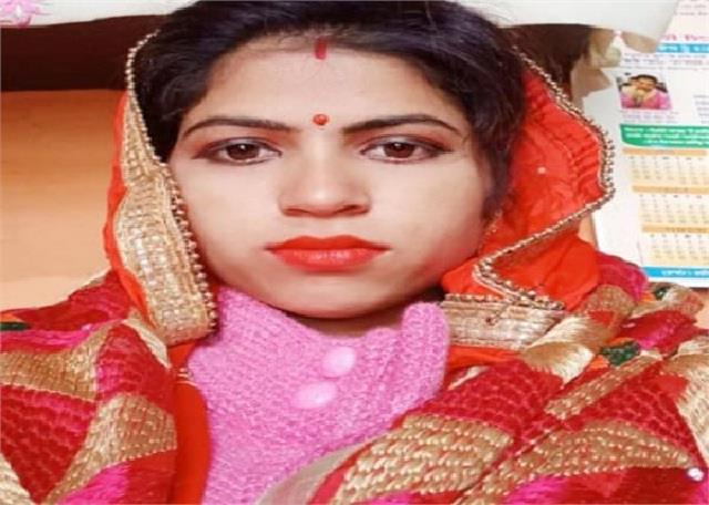 married woman hangs house in suicide