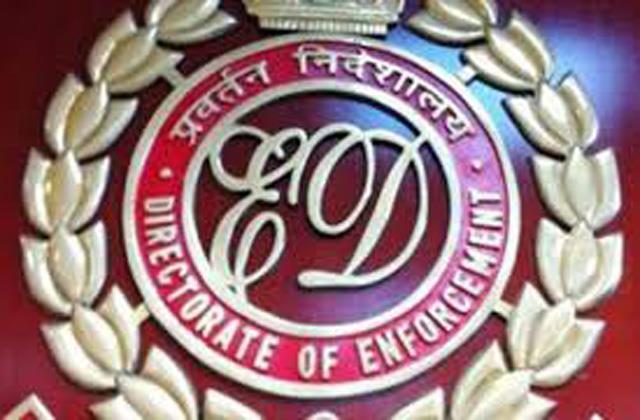 ed raids in kashmir